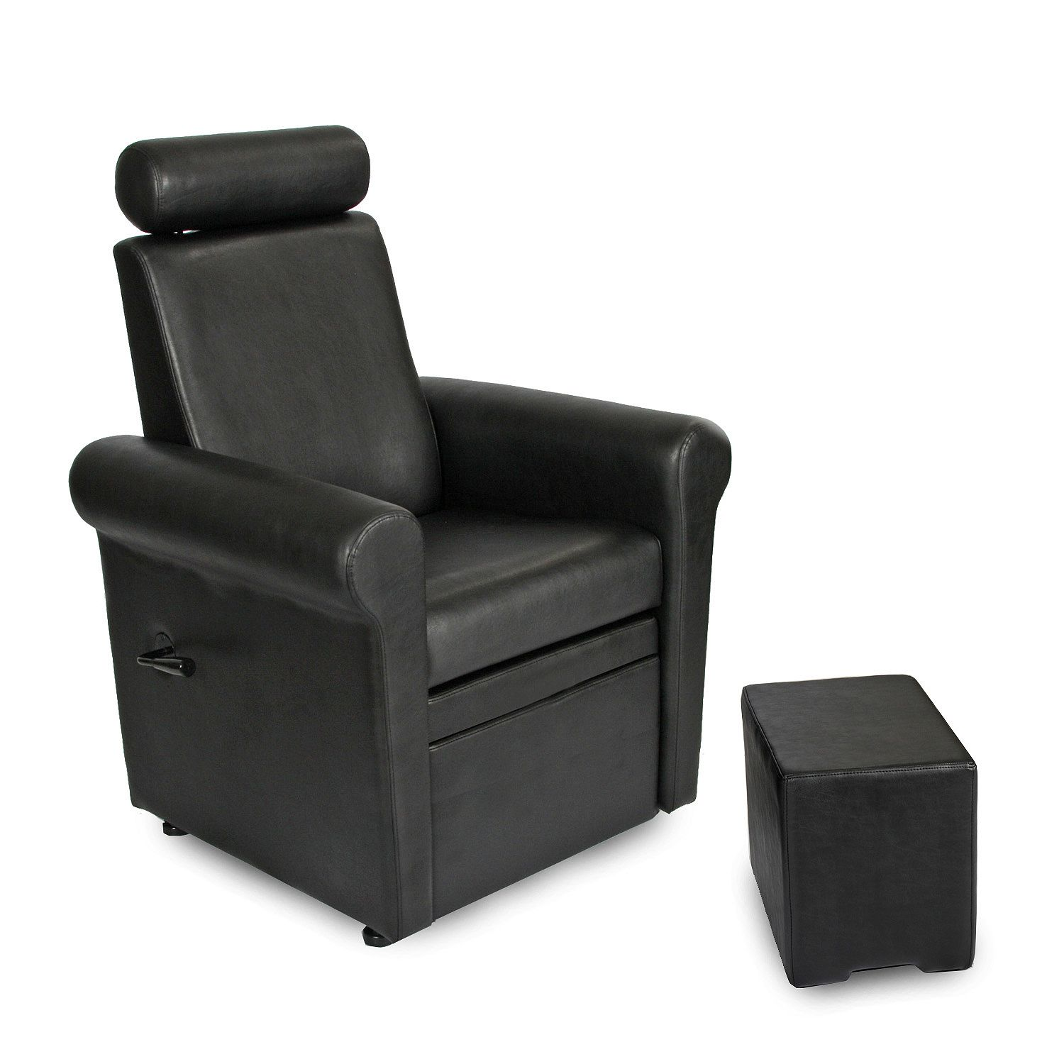 Independence Pedicure Spa Chair Stool & Footsie Spa Free Shipping