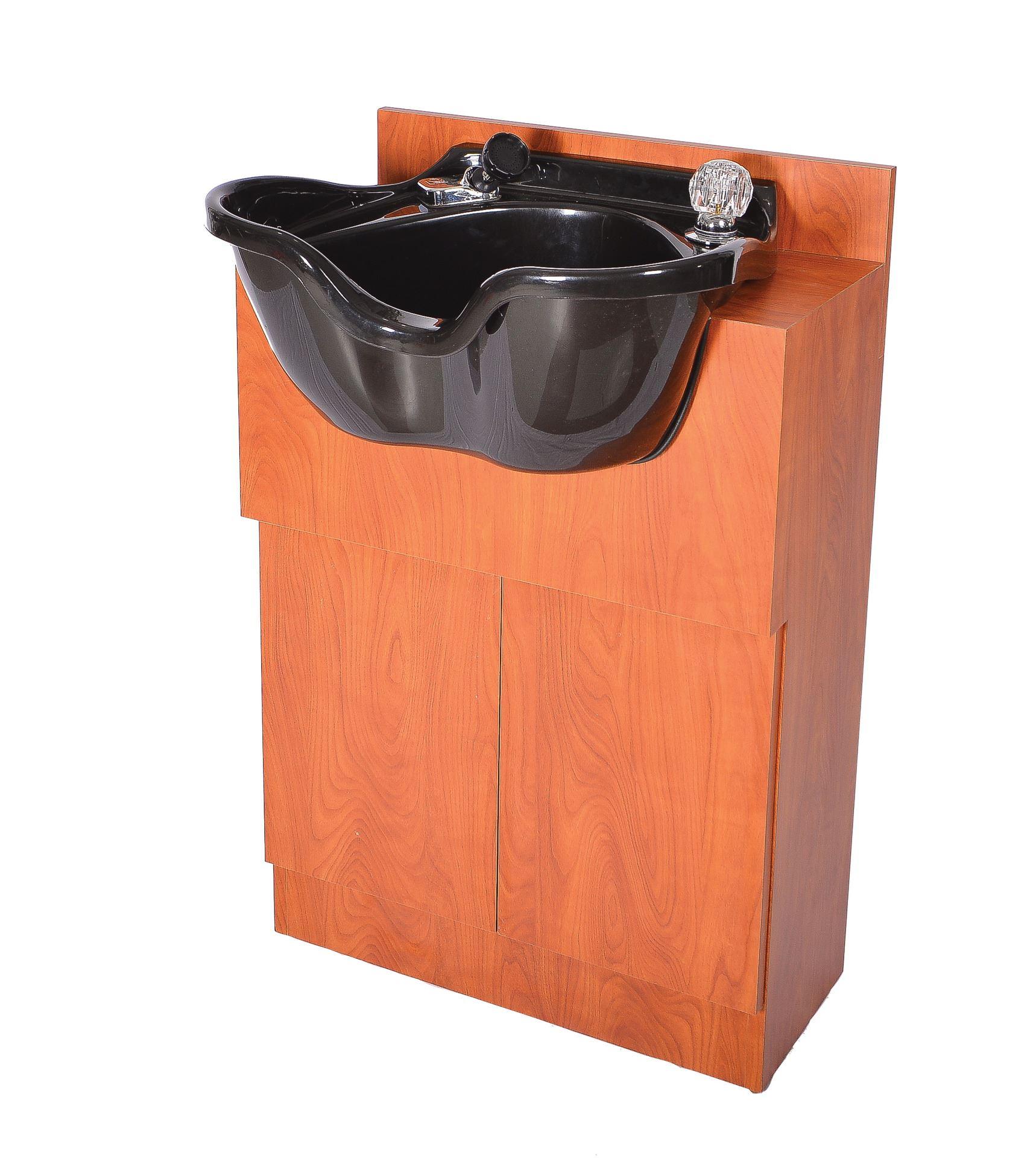 Superieur Pibbs PB48 Shampoo Cabinet For 5310 Shampoo Bowl + Free Shipping!
