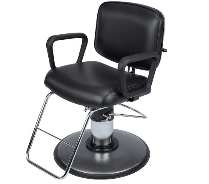 Westfall w 64 kaemark all purpose salon chair in 13 colors for Colored salon chairs