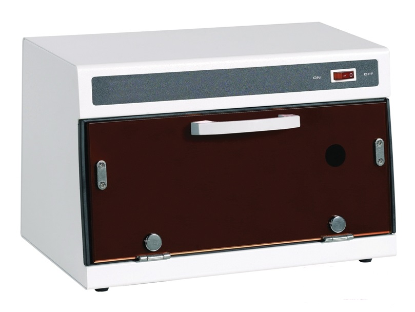 Nail Equipment Manicure Pedicure Savvy Sterilizer Cabinet Sav