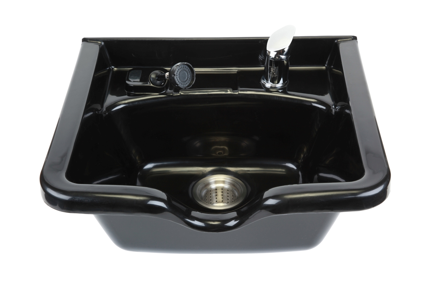 Shampoo: Bowls & Parts :: SalonTuff® SPP-PF Extra-Wide Square ...