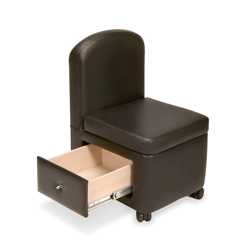 Free Shipping Collins Veeco Ar G009 Spa Pedicure Stool W