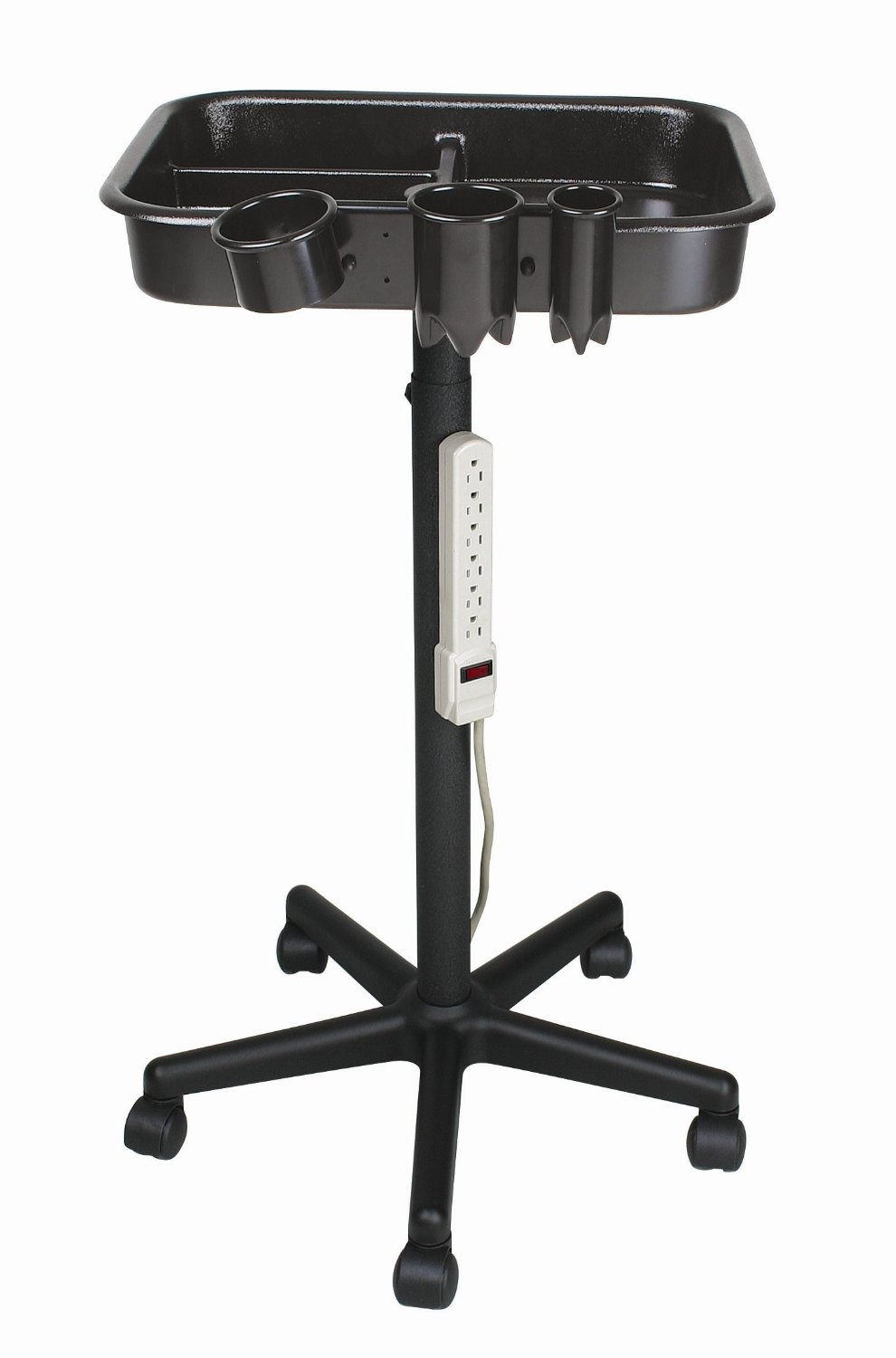 portable hair styling station kayline portable styling station ps100 3517
