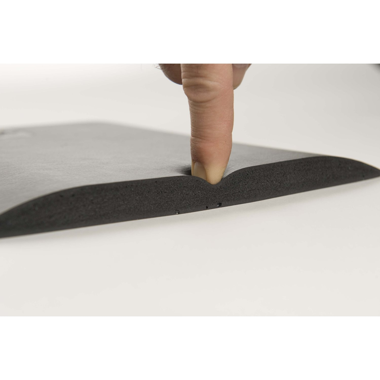 "best mats in the indusrty - 4' d x 5' w x 5/8"" rectangular salon"