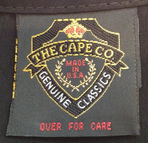 Salon / Spa 8703SL Client Gown / Kimono Wrap by The Cape Company