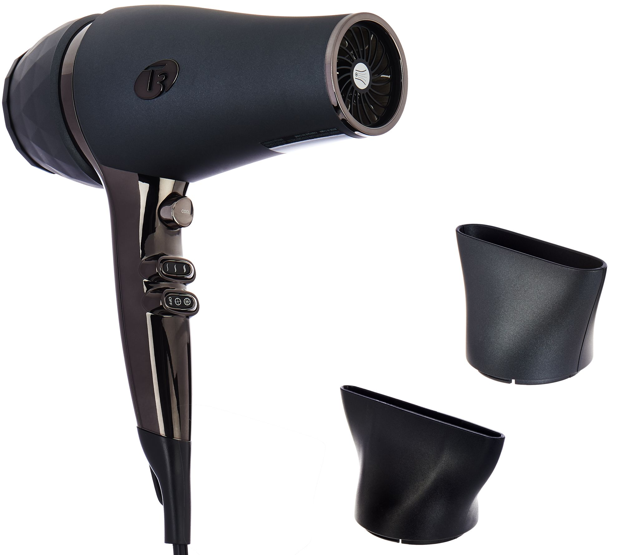 T3 Proi Professional Hair Dryer Free T3 Compact Iron