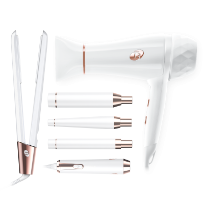 Ultimate T3 Styling Set Featherweight Luxe 2i Whirl Trio