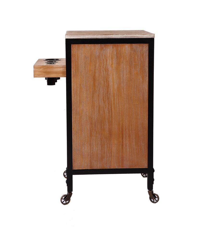 Rustic Wood 473 Tr Rw Kaemark Salon Styling Station Free