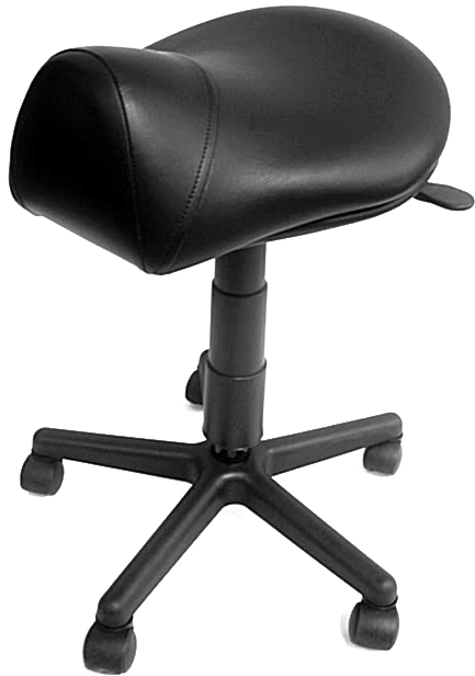 Kayline 810v All Purpose Low Rider Salon Saddle Stool In 9