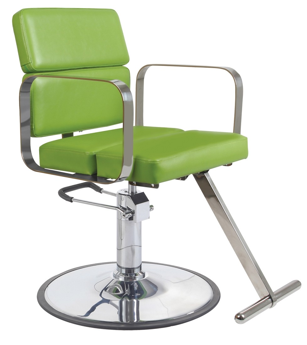 Savvy kaemark sav 063 samantha styling chair in 3 colors for Colored salon chairs