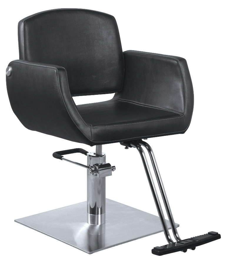 Savvy kaemark sav 519 elizabeth styling chair in 3 colors for Colored salon chairs