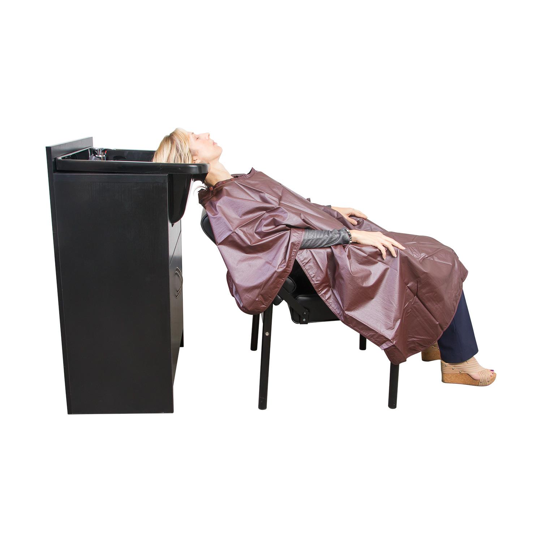 Shampoo Shuttles & Units Salon Tuff Auto Recline Chair With