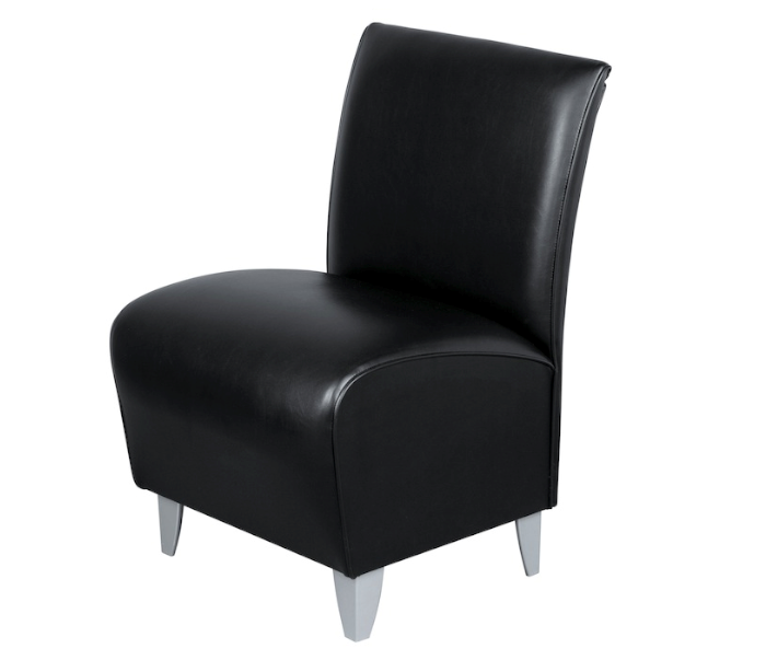 Ellipse ep 368 kaemark reception salon chair in 13 colors for Colored salon chairs