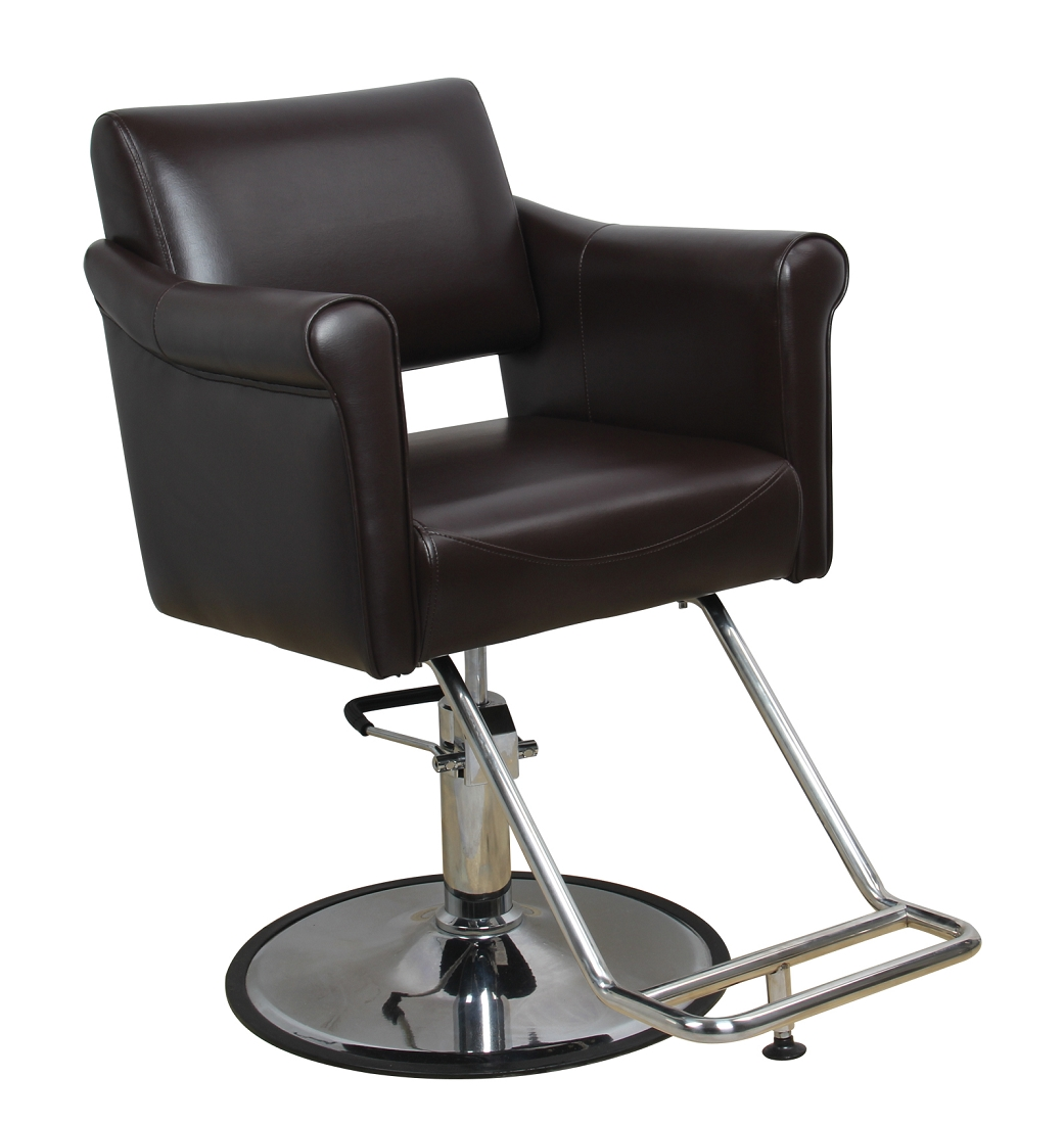 portable hair styling chair averie sav 051 savvy kaemark hair salon chair in mocha or 9251