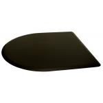 "4'D x 4'W x 5/8""T Half Round Salon Mat No Depression 4040CN + Free Shipping"