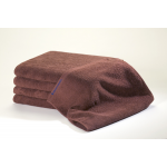Brown Bleachsafe® 15 x 26 Salon & Spa Hand Towels 2 dz