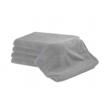 24 Grey Bleachsafe® 15 x 26 Salon & Spa Hand Towels + Free Shipping