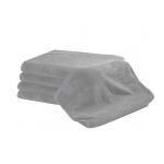 Grey Bleachsafe® 15 x 26 Salon & Spa Hand Towels 2 dz.