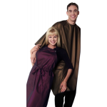 2302 Waterproof (Set of 3) Metallic Pearl Salon Oversized Capes by The Cape Company + Free Shipping!