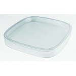 FT59 Fold-A-Way Clear Snap On Tray Cover + Free Shipping!