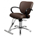 TIFFANY TF-60 Kaemark American Made Salon Styling Chair In 18 Colors + Free Shipping