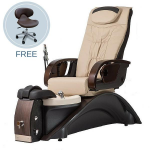 Continuum Echo LE Pedicure Spa Chair + Free Tech Chair ($170 value) + Free Shipping!