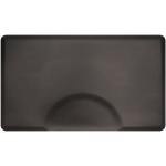 3'D x 5'W Rectangle Mat w/Chair Depression 3050R62 by Tough Guy / Smart Step + Free Shipping
