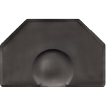 "4' x 6' x 3/4"" Kaemark Smart Step Six Sided 4060X75 Anti-Fatigue Salon Mat + Free Shipping"
