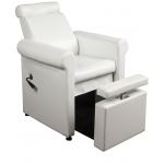 Bliss SAV-401 Savvy Kaemark Pedicure Unit w/ Pull Out In White + Free Shipping!