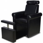 SALE - Bliss SAV-401 Savvy Pedicure Chair in Black w/ Pull Out + Free Shipping