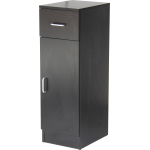 Veronica SAV-601 Savvy Tower Styling Station in Espresso & Black + Free Shipping