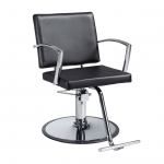 SALE - DUKE SC-DUK-010 BLACK Savvy Kaemark Salon Styling Chair + Free Shipping