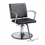 DUKE SC-DUK-010 BLACK Savvy Kaemark Salon Styling Chair + Free Shipping