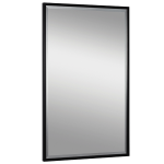 Kaemark American Made Black Framed Mirror + Free Shipping!