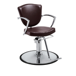 Veronica SC-VER-010 MOCHA Kaemark Salon Styling Chair In 6 Colors + Free Shipping