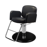 EPSILON All-Purpose SQ-64 Kaemark American Made Salon Chair In 18 Colors + Free Shipping