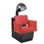 Michelle DC-619 RED Savvy Kaemark Salon Dryer Chair + Free Shipping