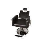 Michelle All-Purpose AP-619-B BLACK Kaemark Salon Styling Chair + Free Shipping