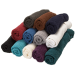 "24 Pack of 15' X 26"" Professional Barber Towels, 100% Cotton Lint Free Towels + Free Shipping"
