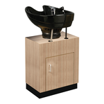 Reflections RP-70-B Kaemark Tilt Bowl Shampoo Shuttle With Bowl + Free Shipping