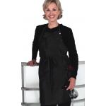 8816 Silkarah Mid Thigh 2 Pocket Salon Bib Apron in 9 Colors + Free Shipping!