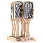 Spornette BB-10 Brent Brush 6 Piece Salon Display + Free Shipping