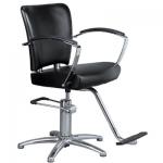 KEEN Danube Salon Styling Chair - 5 Star Base DN-SC-T5-B