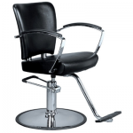KEEN Danube Salon Styling Chair - Round Base DN-SC-TR-B