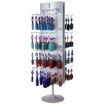 Spornette 36 Revolving Retail 216 Piece Brush Display