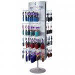 Spornette 36 Revolving Retail 216 Piece Brush Display