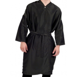 8814 Silkarah Long Sleeve Salon Spa Client Robe Kimono in 11 Colors + Free Shipping!