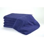 Navy Bleachsafe® 15 x 26 Salon & Spa Hand Towels 2 dz