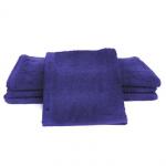 Navy Bleachsafe® 13 x13 Salon & Spa Wash Cloths 2 dz