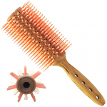 YS Park 66GW0 G-Series Curl Shine Styler Round Hair Brush + Free Shipping